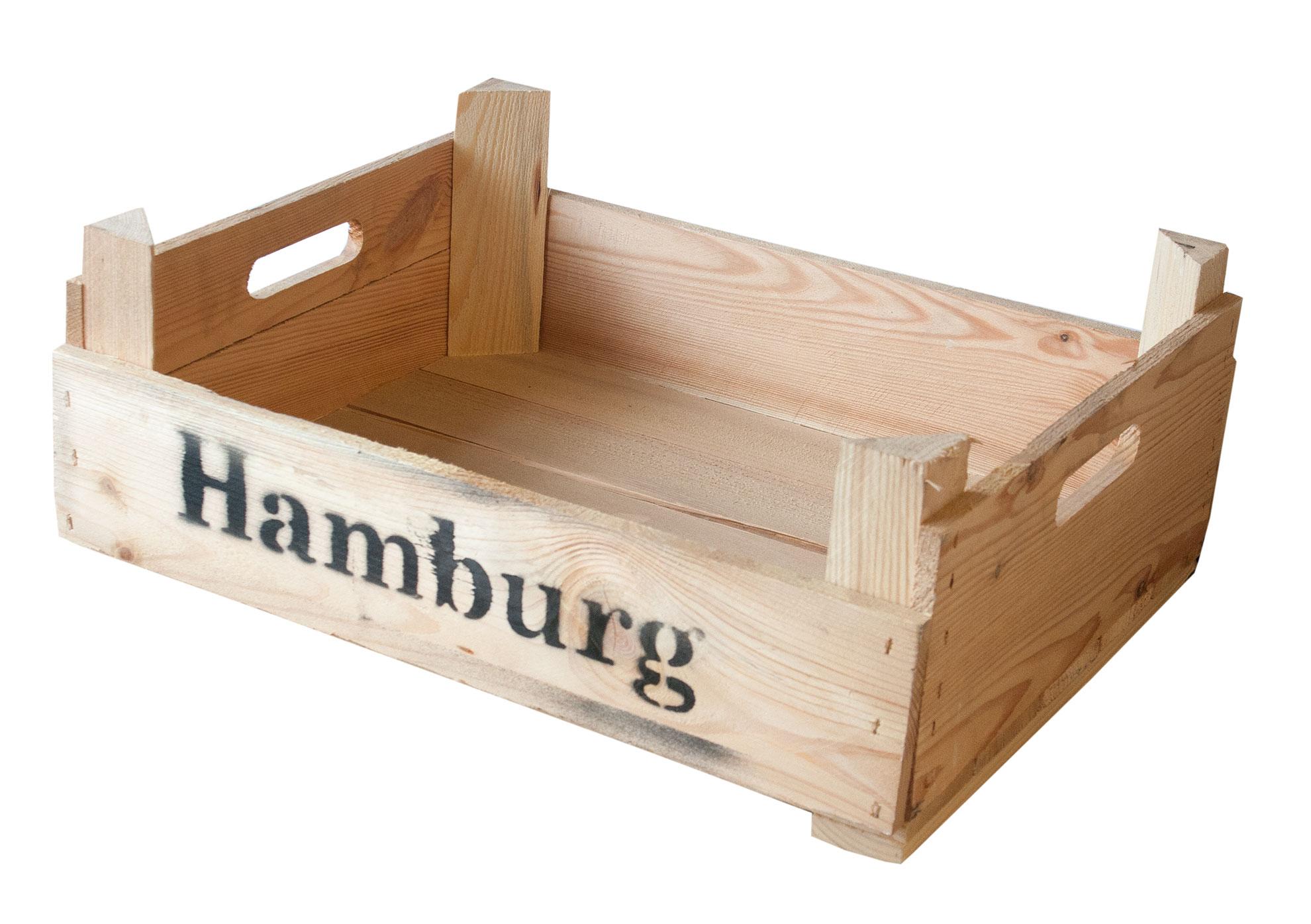 steigen norddeutsche kirschsteige hamburg 49x39x19cm. Black Bedroom Furniture Sets. Home Design Ideas
