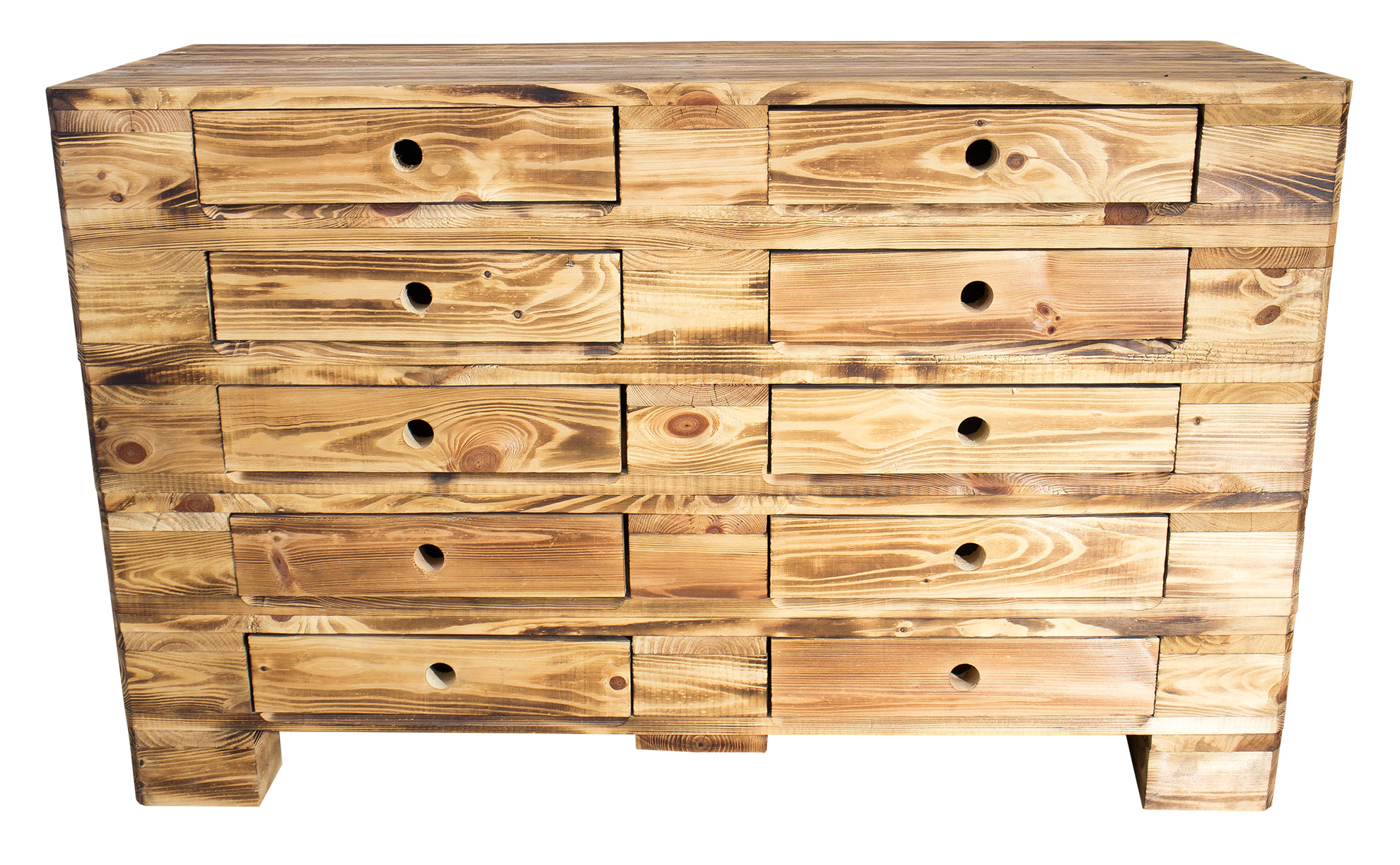 Wunderbar Kommode Industrial Style Beste Wahl Vintage Chest Of Drawers Made Of Pallets