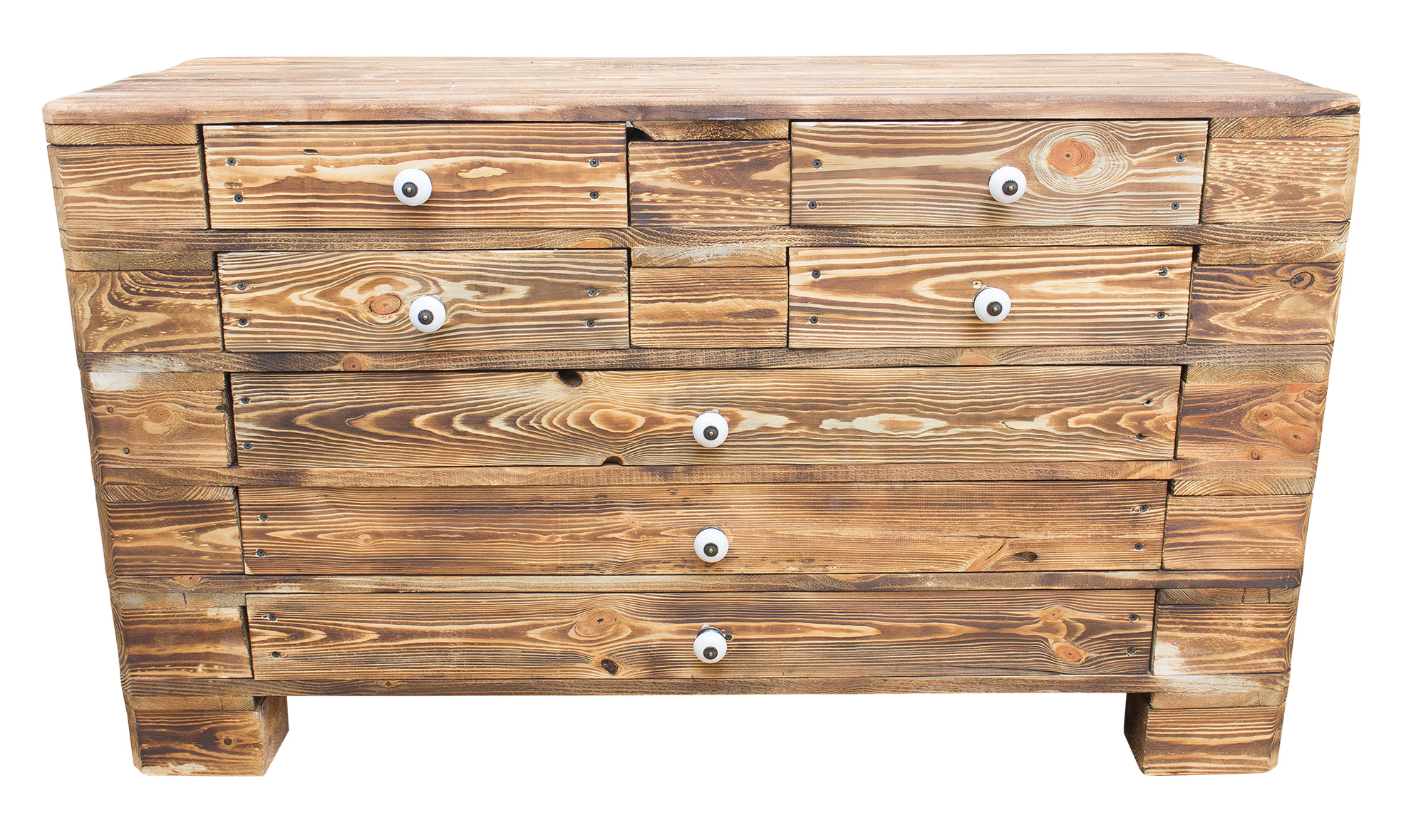 Weinkisten Shop pallet furniture vintage chest of drawers made of pallets in