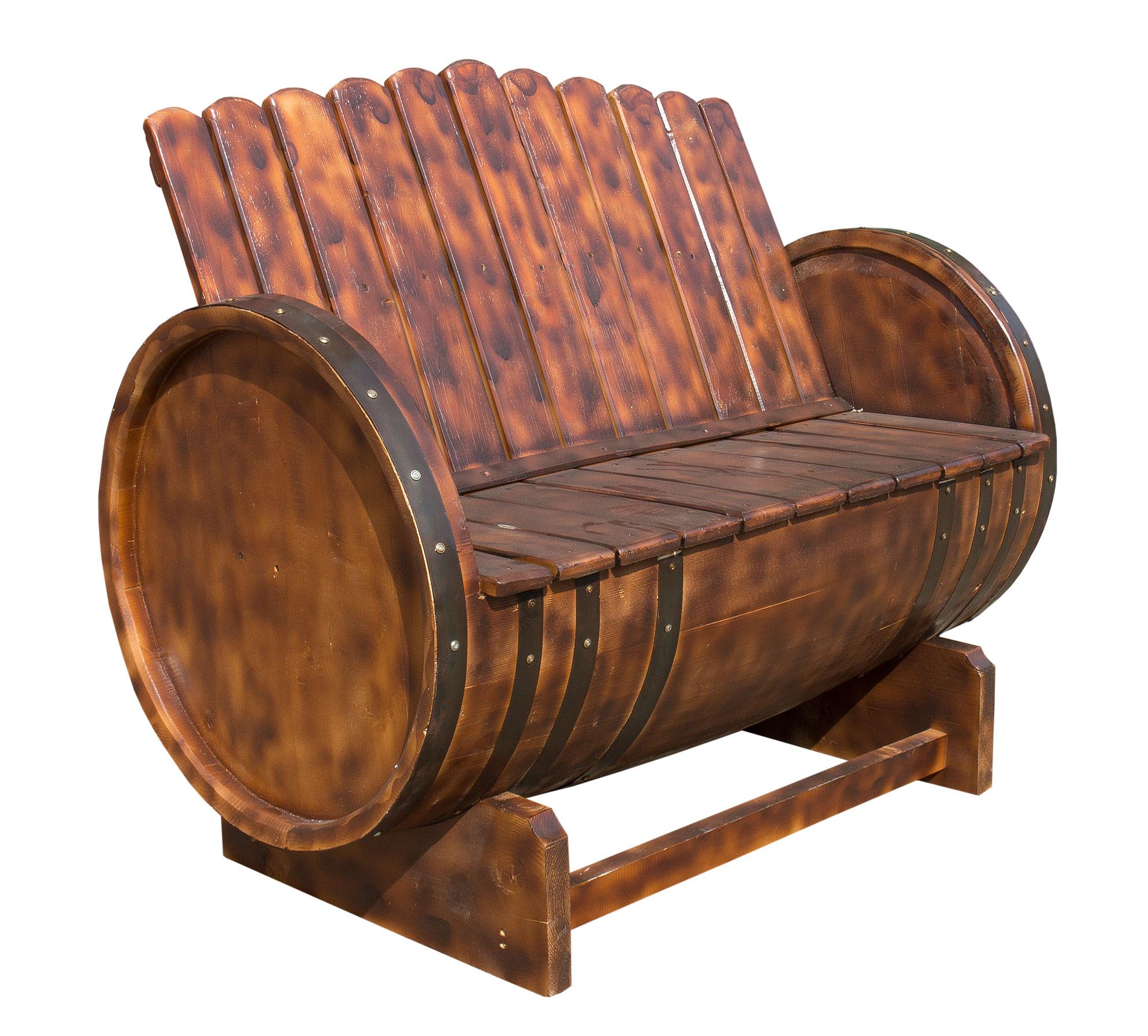 vintage fassm bel weinfass m bel gartenset lyon. Black Bedroom Furniture Sets. Home Design Ideas