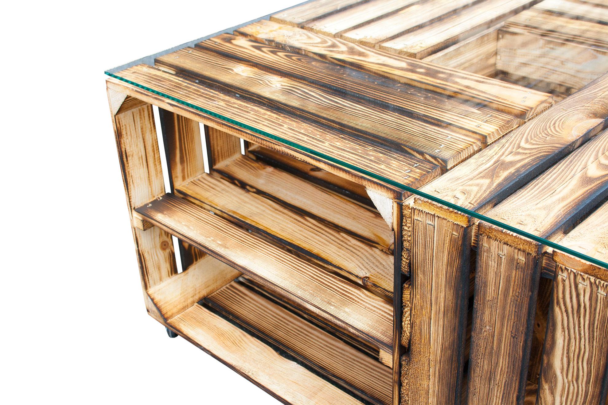 Couchtische Schreibtische Tisch Aus Versch Geflammten