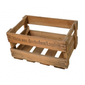 old-wine crate-wine-of-German-land