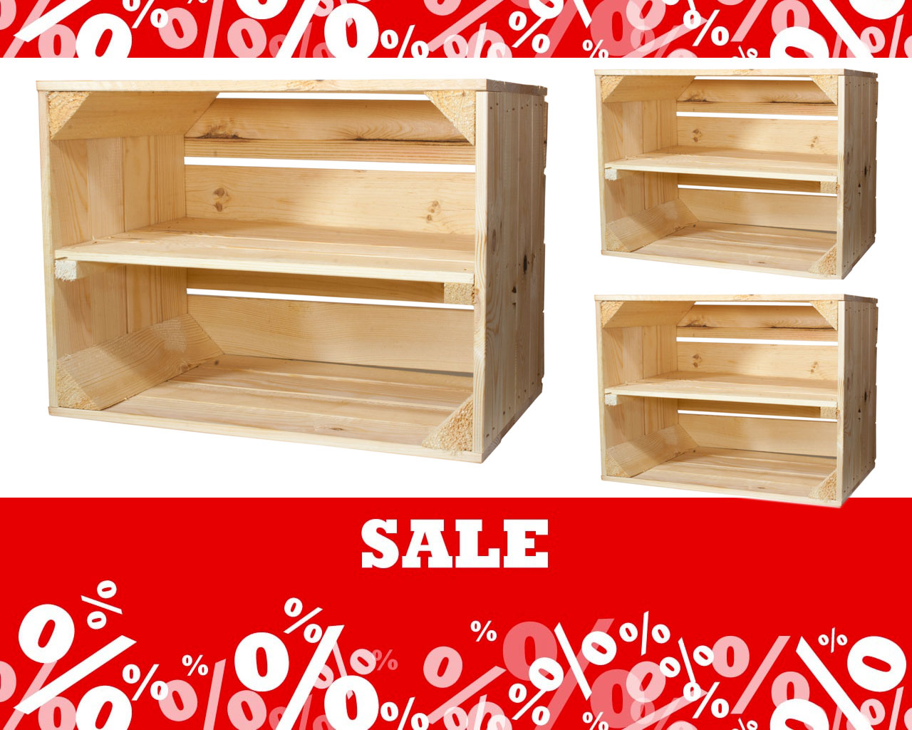 sale 3er set kleine holzkiste f r schuh und. Black Bedroom Furniture Sets. Home Design Ideas